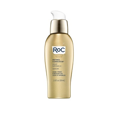 RoC Retinol Correxion Deep Wrinkle Anti-Aging Facial Serum - 1 fl oz