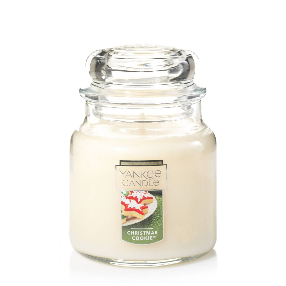 14 5oz Glass Jar Christmas Cookie Candle Yankee Candle