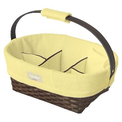 Munchkin SaraBear® Portable Diaper Caddy - Yellow