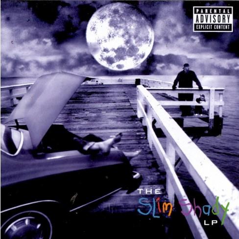 Eminem - The Slim Shady LP [Explicit Lyrics] (CD) (Vinyl) - image 1 of 2