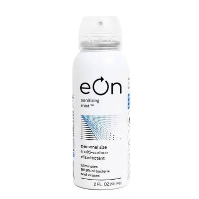 Eon Sanitizing Mist Personal Size Disinfectant - 2 fl oz
