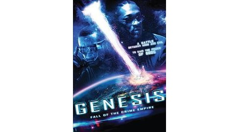 Genesis:Fall Of The Crime Empire (DVD) - image 1 of 1