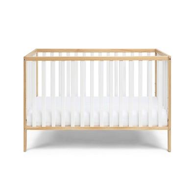 Suite Bebe Deux Remi Island Crib - Natural/White
