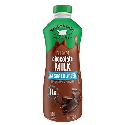 Shamrock Farms 1% Chocolate Milk - 1qt