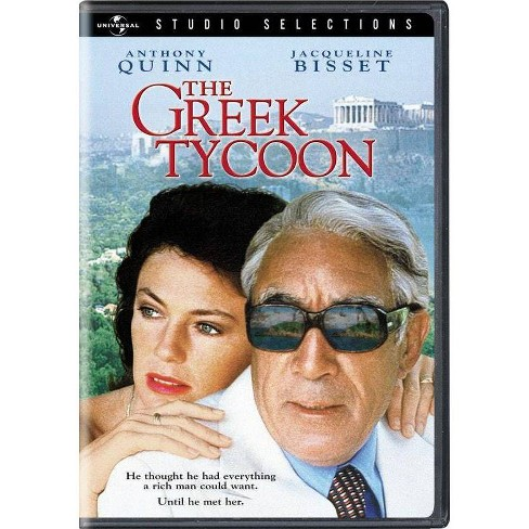 The Greek Tycoon (DVD) - image 1 of 1