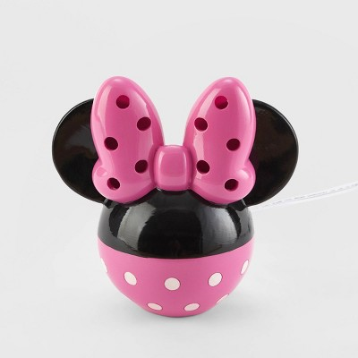 Mickey Mouse & Friends Minnie Mouse Ceramic Novelty Lamp Purple