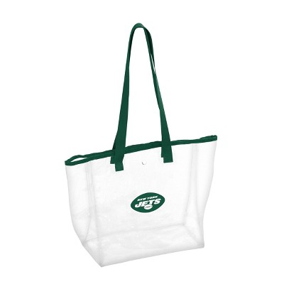 NFL New York Jets Stadium Clear Tote