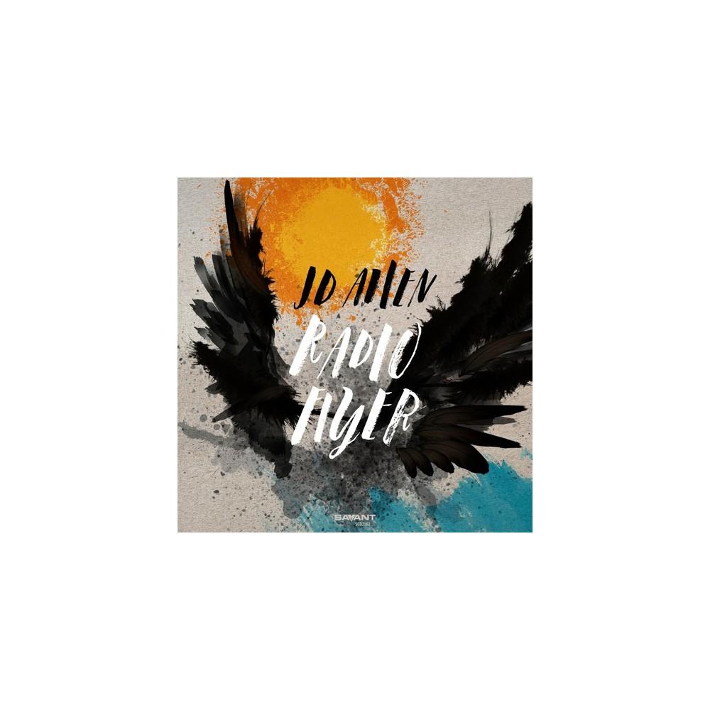 Jd Allen - Radio Flyer (CD)