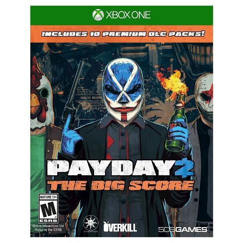Pay Day 2: The Big Score Xbox One - image 1 of 1