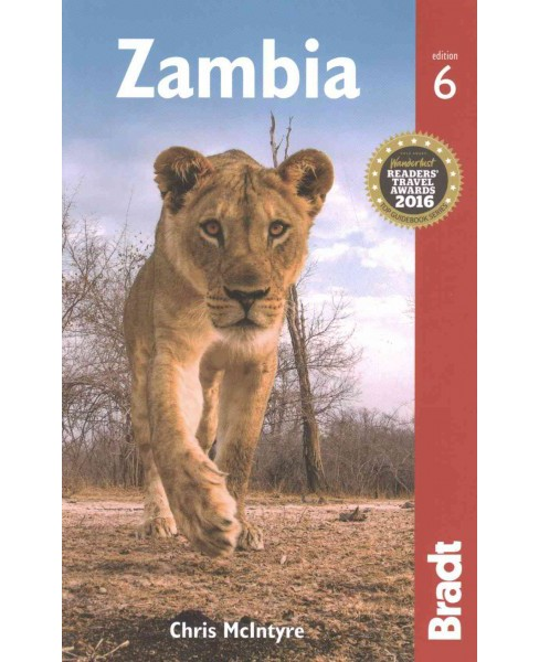 Bradt Zambia (Paperback) (Chris McIntyre) - image 1 of 1