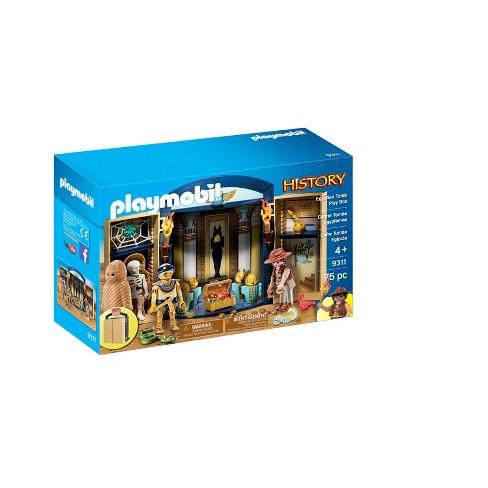 Playmobil Egyptian Tomb Play Box - image 1 of 4