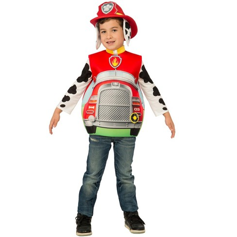 PAW Patrol Marshall Candy Catcher Toddler/Child Costume - image 1 of 2