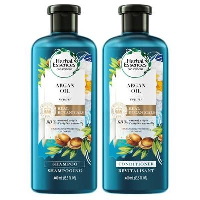 Herbal Essences bio:renew Argan Oil of Morocco Repairing Color-Safe Shampoo and Conditioner Bundle - 13.5oz each