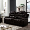 2pc Edansy Transitional Loveseat and Sofa Set - HOMES: Inside + Out - image 4 of 4