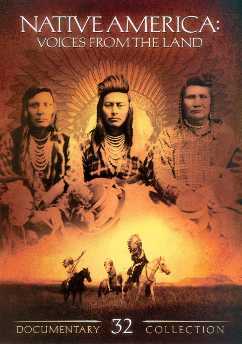 Native America: Voices from the Land [2 Discs] - image 1 of 1