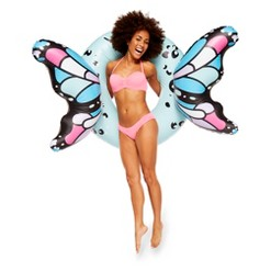 Big Mouth Toys Butterfly Wings Pool Float