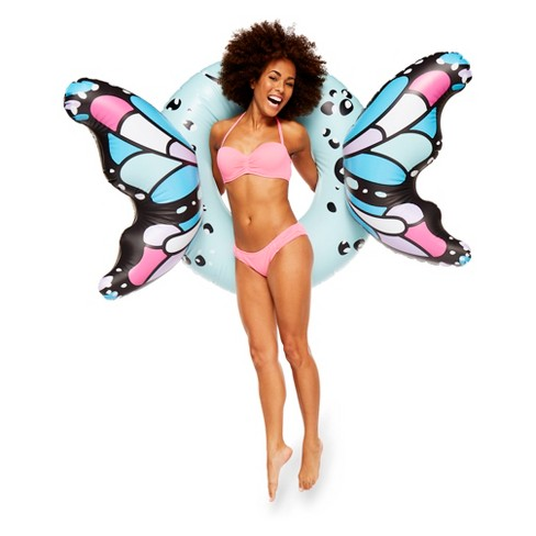 Big Mouth Toys Butterfly Wings Pool Float - image 1 of 3