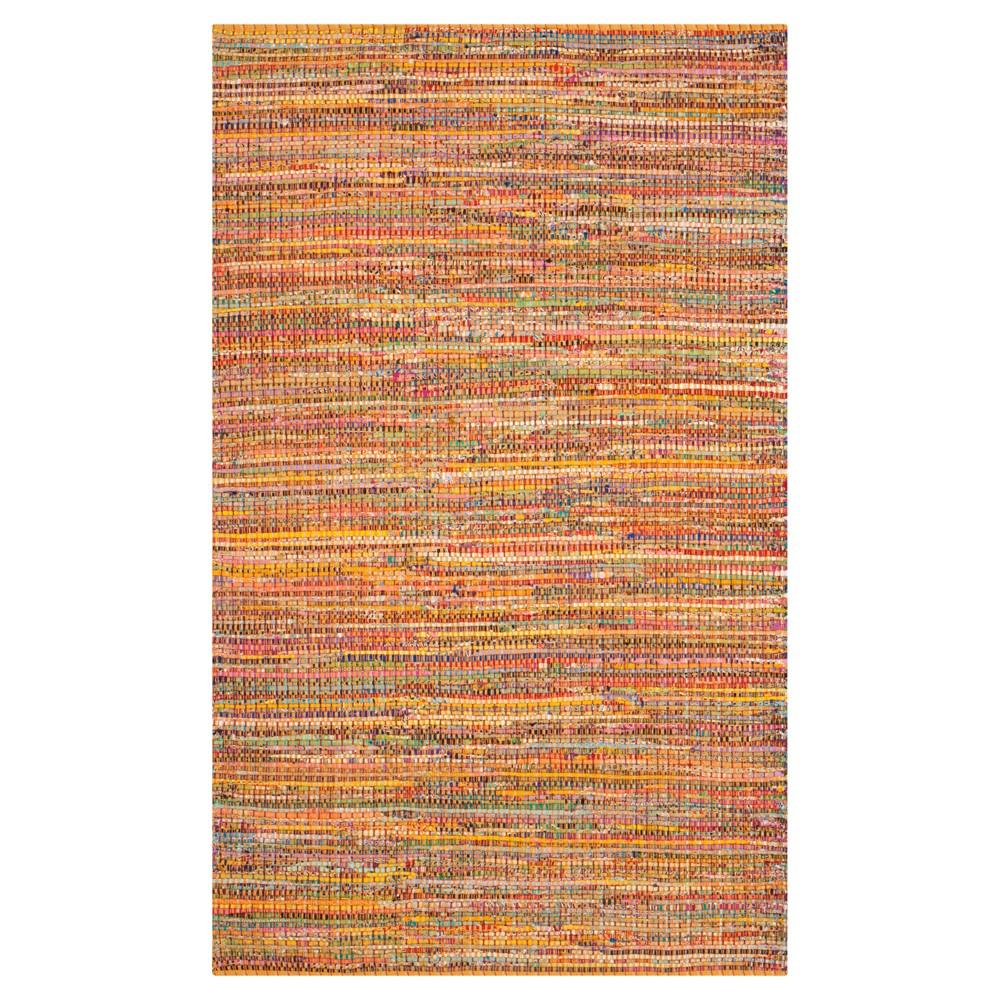 Nantucket Rug - Orange - (5'x8') - Safavieh