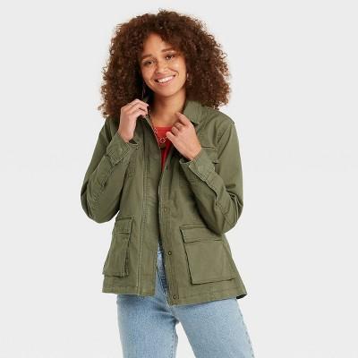 Women's Anorak Jacket - Universal Thread™