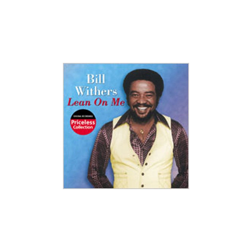 Bill Withers - Lean On Me (CD)