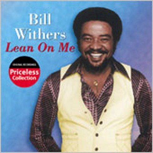 Bill withers - Lean on me (CD) - image 1 of 3