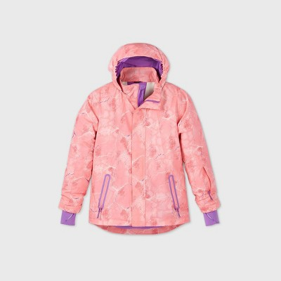Girls' Anorak Snow Sport Jacket - All in Motion™
