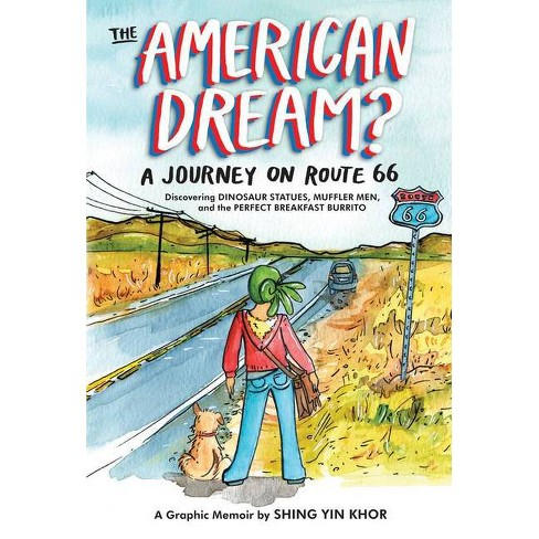 The American Dream? - by  Shing Yin Khor (Paperback) - image 1 of 1