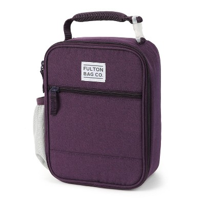 Fulton Bag Co. Lunch Bag - Plum Purple