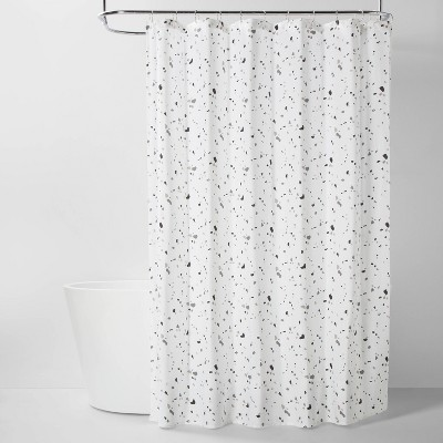 Terrazo Fabric Shower Curtain - Room Essentials™