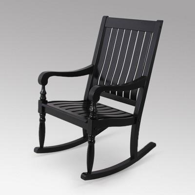 Lyon Oversized Rocking Chair - Cambridge Casual