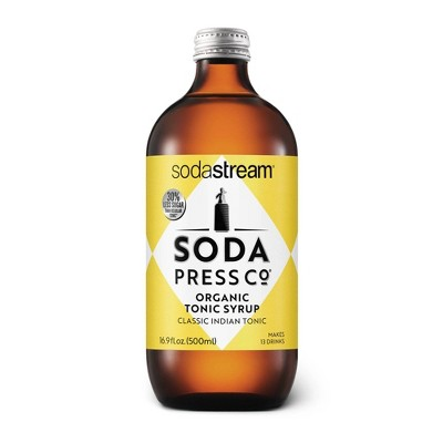 Soda Press Classic Indian Tonic Drink Mix