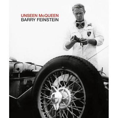 Unseen McQueen - by  Tony Nourmand & Dagon James (Hardcover)