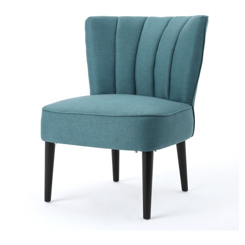 Erena Upholstered Accent Chair - Christopher Knight Home - image 1 of 4