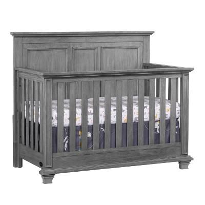 Oxford Baby Kenilworth 4-in-1 Convertible Crib - Graphite Gray