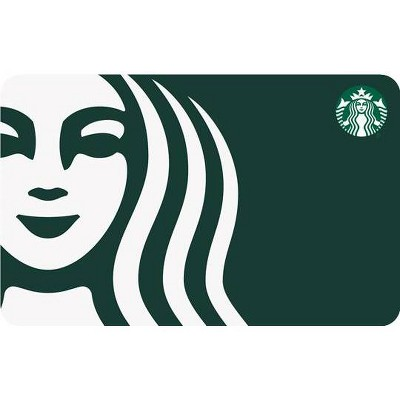 Starbucks Card (Email Delivery)