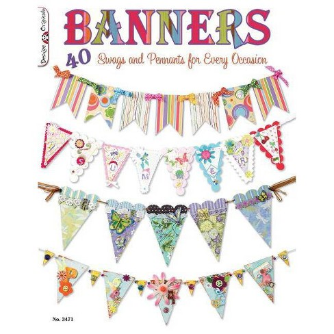 Banners - by  Suzanne McNeill (Paperback) - image 1 of 1