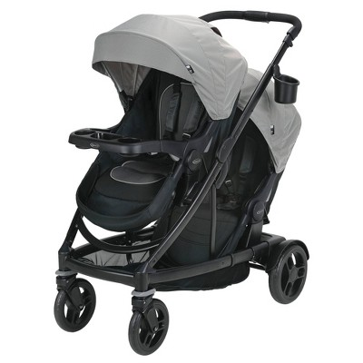 Graco Uno2Duo Double Stroller - Oakley