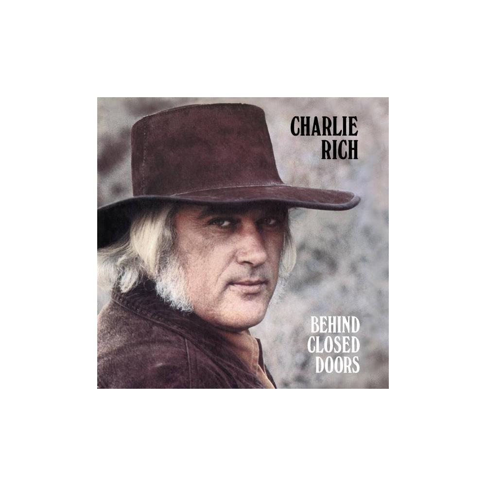 Charlie Rich Behind Closed Doors Bonus Tracks Remaster Cd