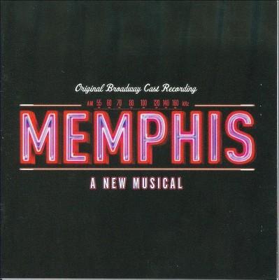 Various Artists - Memphis: A New Musical (OCR) (CD)