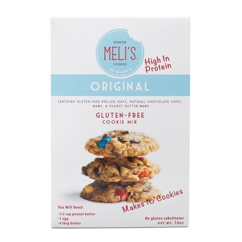 Meli's Original Gluten Free Cookie Mix - 1lb - image 1 of 4