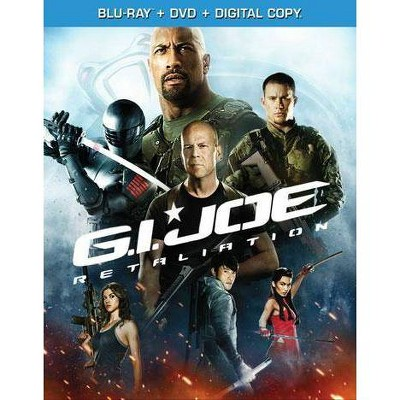 G.I. Joe: Retaliation Dvd Video