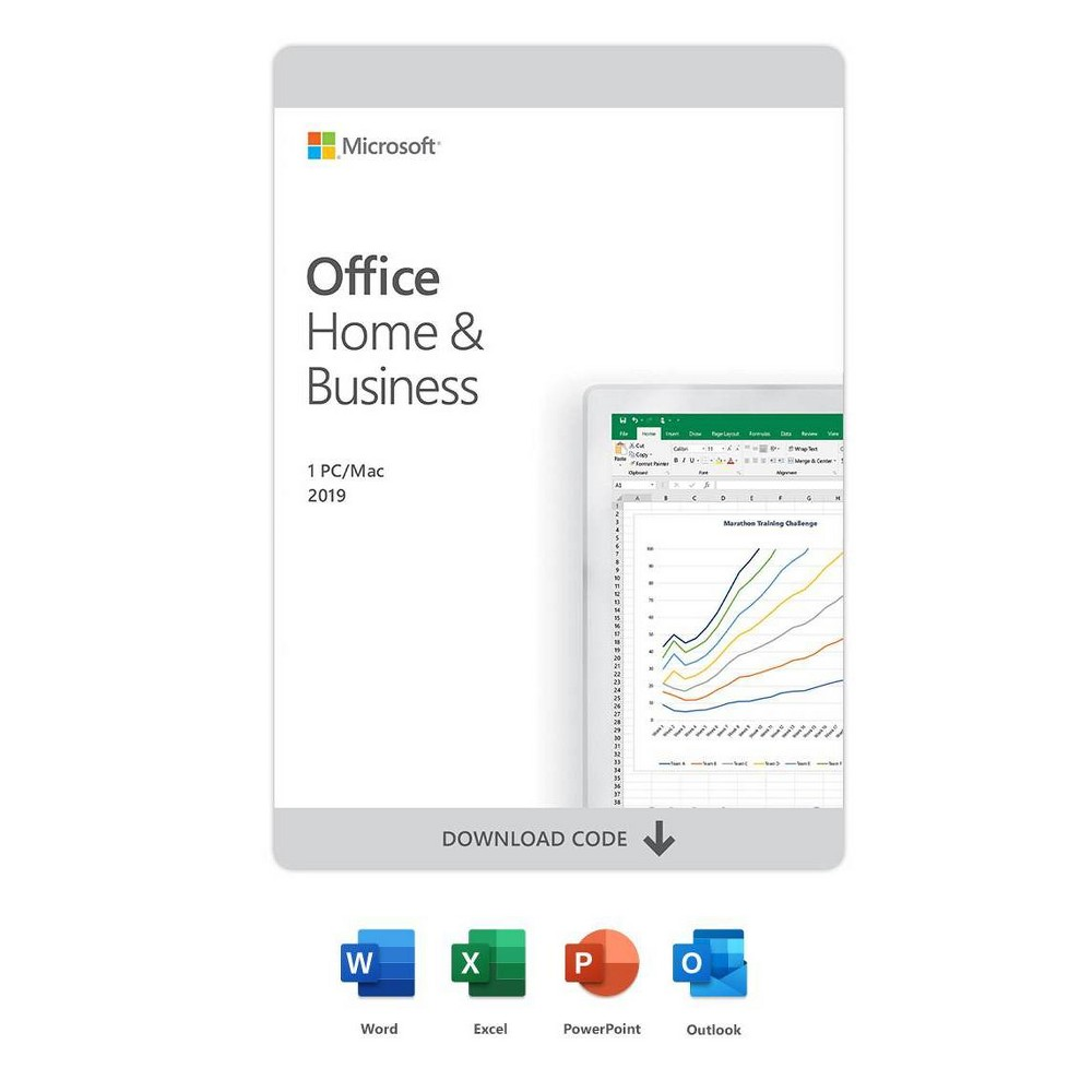 Microsoft Office Home And Business 2019 Digital