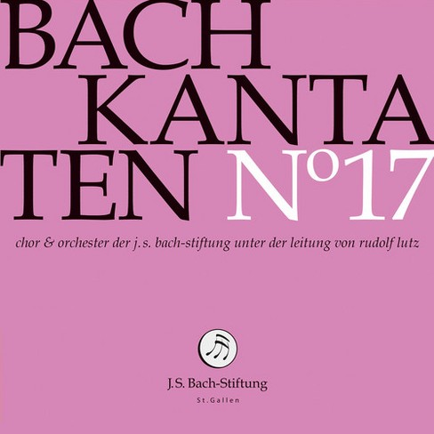 Various - Bach:Cantatas Vol 17 (CD) - image 1 of 1
