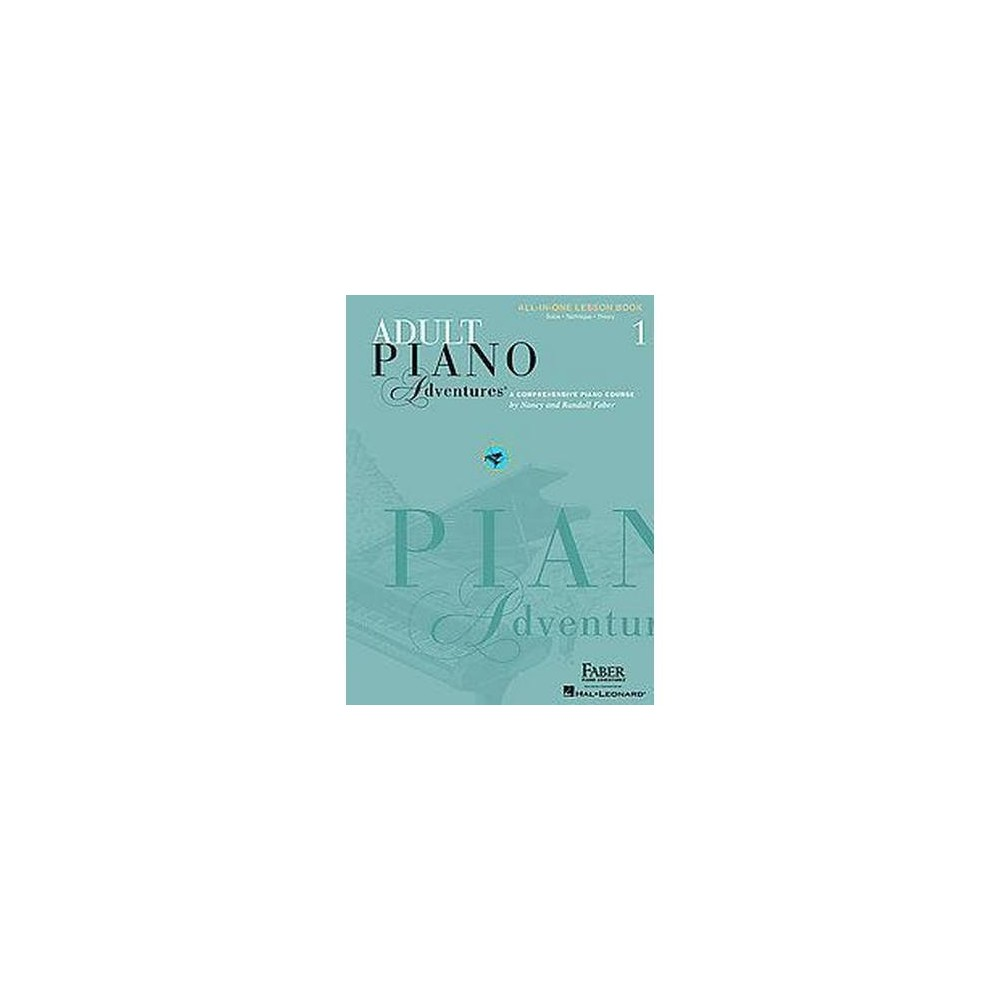 Adult Piano Adventures : All-in-one Lesson Book 1, a Comprehensive Piano Course (Revised) (Paperback)