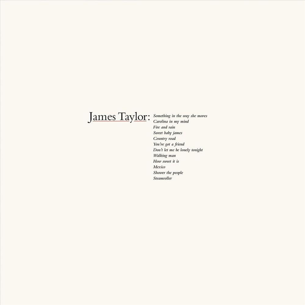 James Taylor - Greatest Hits (Vinyl)