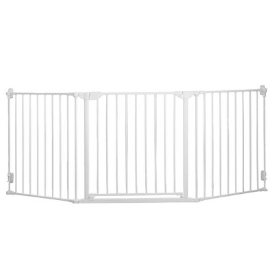 Qdos Construct-A-SafeGate Baby Gate - White