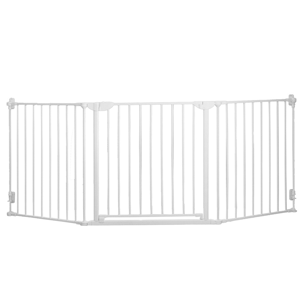 Image of Qdos Construct-A-SafeGate Baby Gate - White