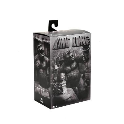 "King Kong - 7"" Scale Action Figure - Ultimate King Kong (Concrete Jungle)"