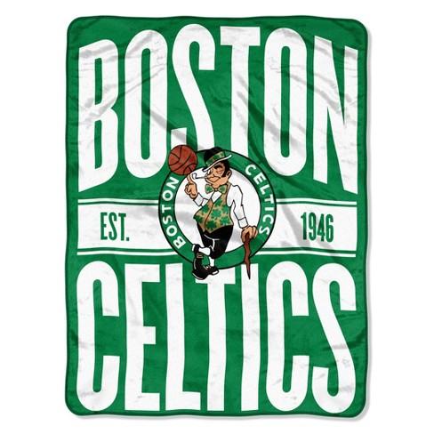 NBA Boston Celtics Micro Fleece Blanket - image 1 of 2