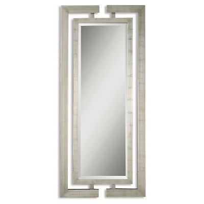 Rectangle Jamal Decorative Wall Mirror Silver - Uttermost
